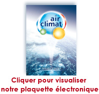 Brochure electronique AIRCLIMAT